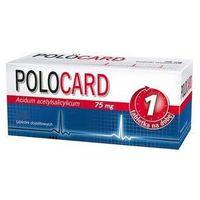 Tabletki POLOCARD 0,075 x 60 tabletek