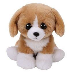 Maskotka pluszowa pies franklin beanie babies 15 cm marki Ty