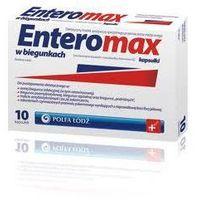 Kapsułki ENTEROMAX x 10 kapsułek
