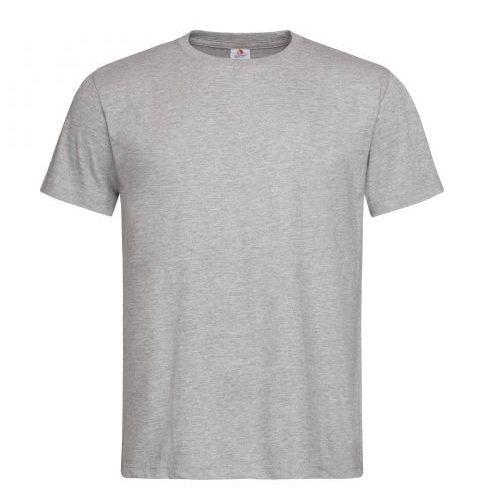 T shirt bawełniany nmt 031 ŻÓŁty ciemny Atlantic 24,99