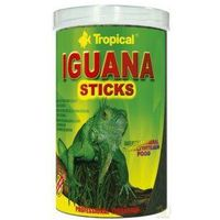 iguana sticks - pokarm dla legwanów 1000ml/260g marki Tropical