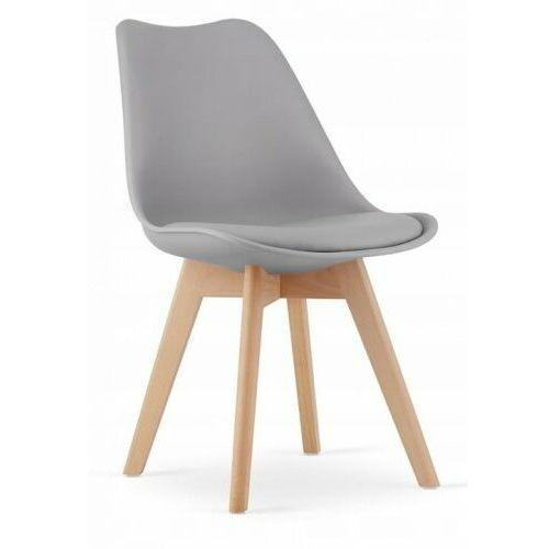 Krzesło nordic szare marki Krzeslaihokery