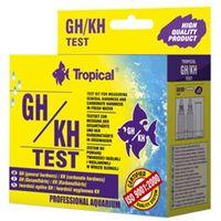 TROPICAL Test GH/KH - test do pomiaru twardości ogólnej (GH) i węglanowej (KH) 1szt