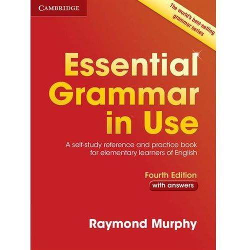 Essential Grammar in Use with Answers, Cambridge University Press
