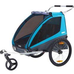 Przyczepki rowerowe  Thule Addnature