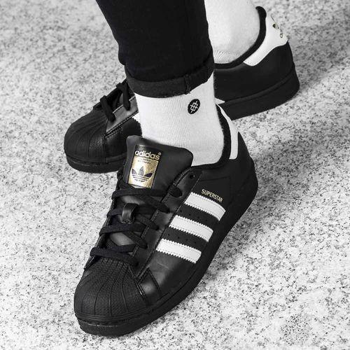 Adidas Superstar (B23642), kolor czarny
