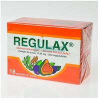 Regulax pastyl. 18 szt. (5909990301331)