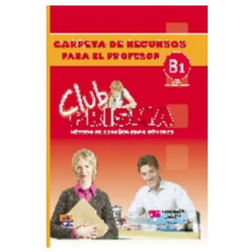 Club Prisma B1 zestaw dla nauczyciela (160 str.)