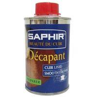 Zmywacz do czyszczenia skóry decapant saphir 100 ml