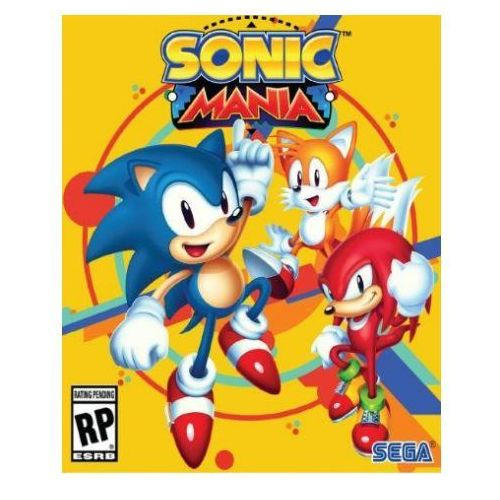 Sonic mania (pc) klucz marki Sega