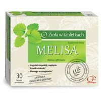 Tabletki Melisa x 30 tabl powlekanych