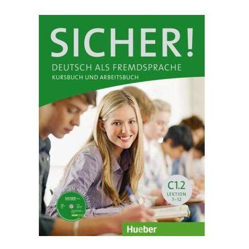 Sicher! C1.2. Podręcznik z Ćwiczeniami + CD (209 str.)