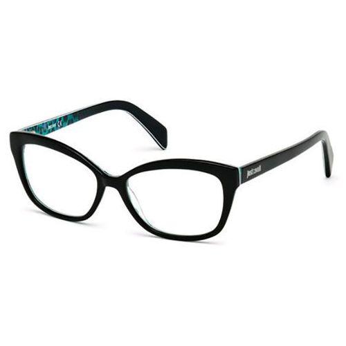 Just cavalli Okulary korekcyjne jc 0715 005