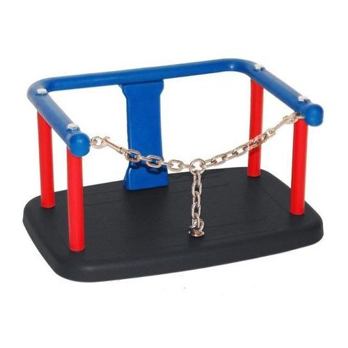 Just fun Huśtawka kubełkowa z łańcuszkiem na publiczny plac zabaw (5902249702439)
