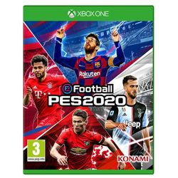 Pro Evolution Soccer 2020 (Xbox One)