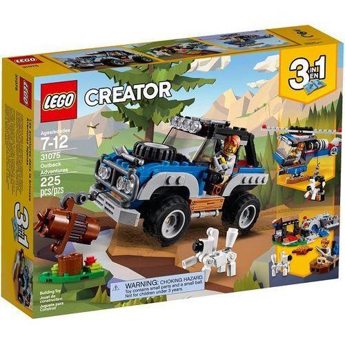 31075 ZABAWY NA DWORZE (Outback Adventures) KLOCKI LEGO CREATOR