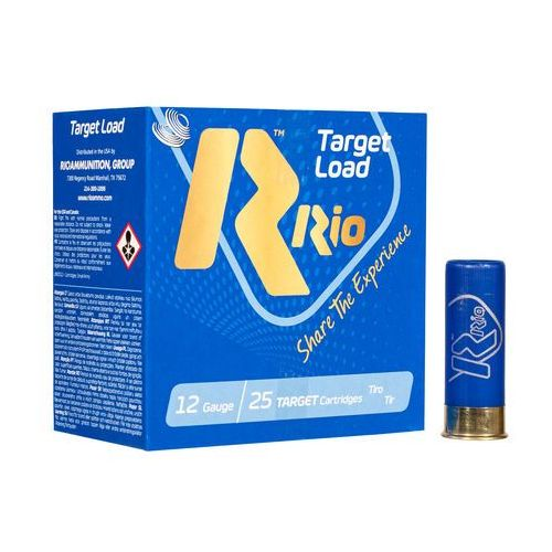 Amunicja śrutowa target 12/70 28 g 9 skeet marki Rio
