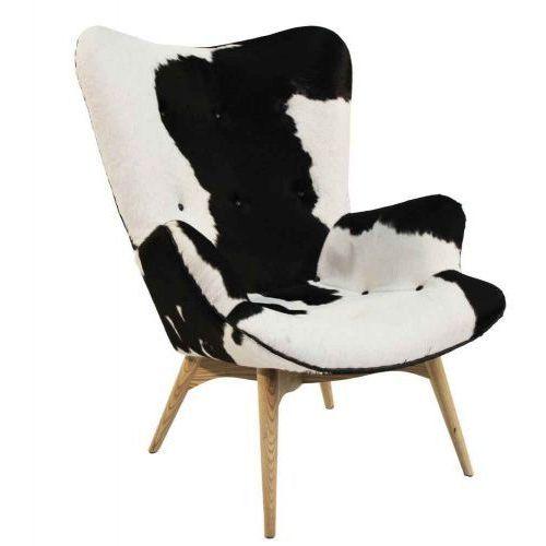 Fotel inspirowany proj. Grant Fatherston - skóra pony, NEW-046c