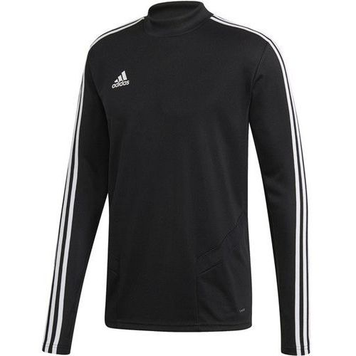 Adidas Bluza męska tiro 19 training top czarna dj2592