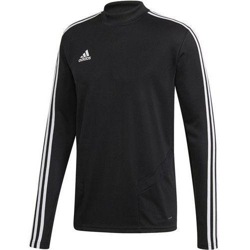 Bluza męska tiro 19 training top czarna dj2592 marki Adidas