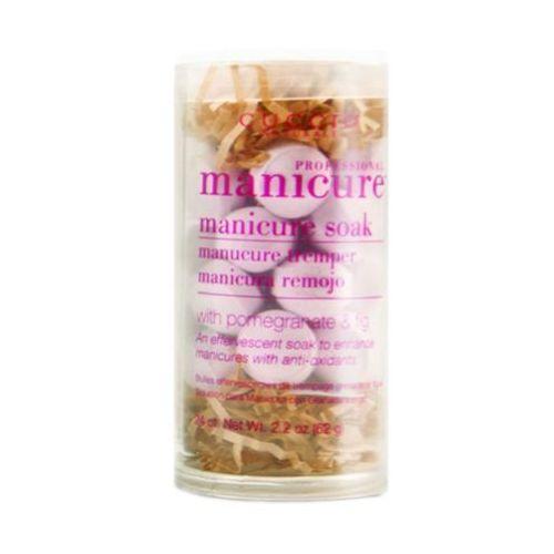 Manicure soak with pomegranate & fig kulki sanitarne do manicure (24 szt.) Cuccio
