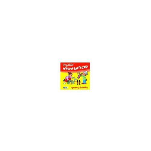 Angielski - wesołe karteczki. Czerwony bestseller (9788379931095)