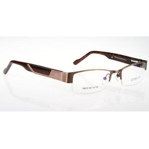 Oprawki okularowe lorenzo f8013 c14 brąz Lorenzo conti