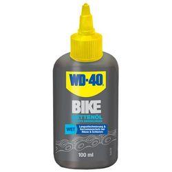 WD-40 Olej łańcuchowy wilgotne 100 ml szary 2019 Konserwacja roweru