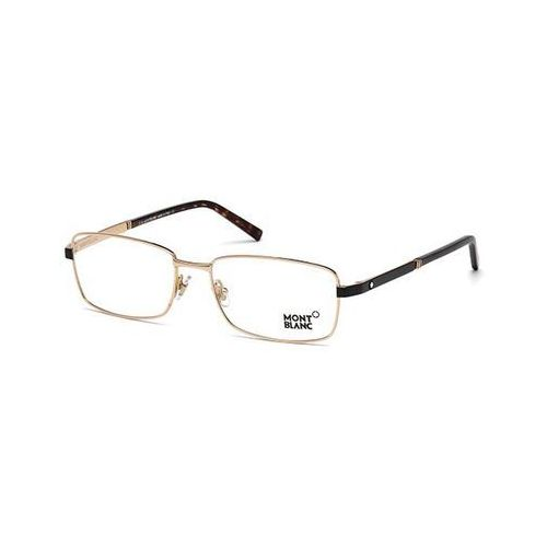 Mont blanc Okulary korekcyjne mb0633 028