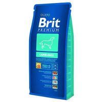 Brit premium Karma lamb & rice 15kg 8594031449461 - odbiór w 2000 punktach - salony, paczkomaty, stacje orlen (8594031449461)