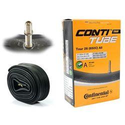 """Continental Co0181491 dętka tour 26'' oraz 27,5"""" x 1,4'' - 1,75'' wentyl auto 40 mm"""