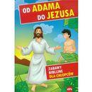 Od Adama do Jezusa Zabawy biblijne dla chłopców  Jeśli zamówisz do 14 00 wyślemy tego samego dnia