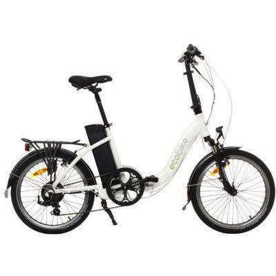 Rowery elektryczne EcoBike Perfectsport