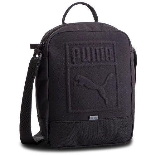 3349a87d77858 Zobacz ofertę Puma Saszetka - s portable 075582 01 puma black