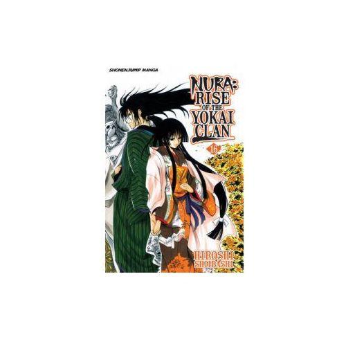 Nura: Rise of the Yokai Clan, Vol. 16