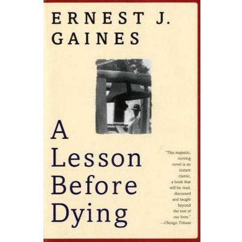 Lesson Before Dying, Knopf