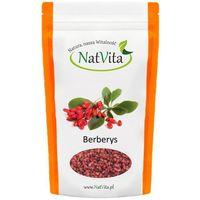 Berberys owoce suszone Berberis vulgaris L. 100g NatVita