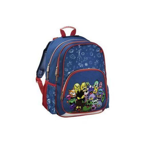 6c168d6c72e Plecak szkolny dla dzieci / monsters - monsters (Hama)