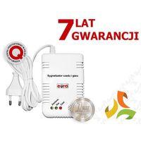 Sygnalizator czujnik czadu,gazu (2w1)
