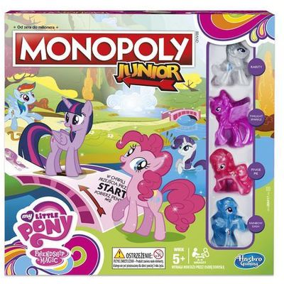 Gry dla dzieci Hasbro