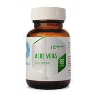 Kapsułki Aloe Vera Aloeveroza -60 kaps. Hepatica