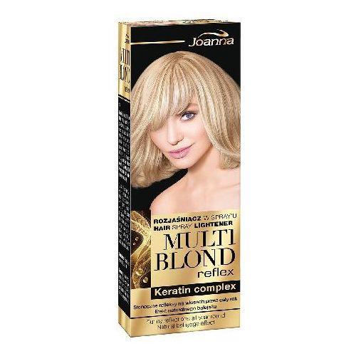Joanna Multi Blond Reflex Rozjaśniacz w sprayu 150ml - Joanna