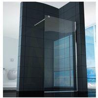 Ścianka prysznicowa WALK-IN model FA1001: 3 kolory od 70cm do 130cm