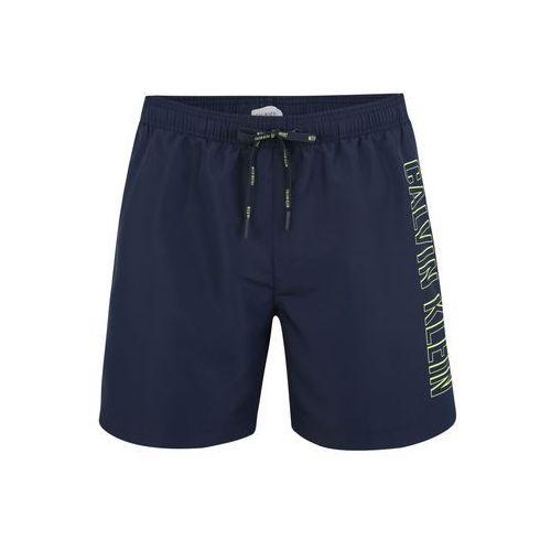 Calvin Klein Swimwear Szorty kąpielowe ciemny niebieski (8719115732745)