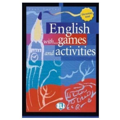 English with games and activities: Elementary Autor Paul Carter, oprawa miękka
