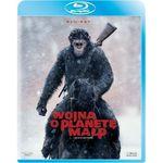Wojna o Planetę Małp (Blu-ray) - Matt Reeves. DARMOWA DOSTAWA DO KIOSKU RUCHU OD 24,99ZŁ (5903570073144)