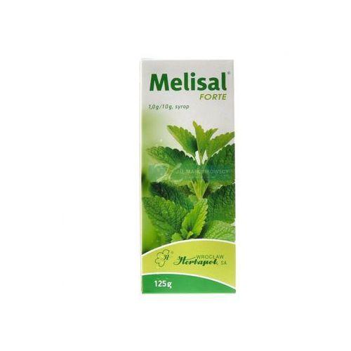 MELISAL FORTE syrop 125 g