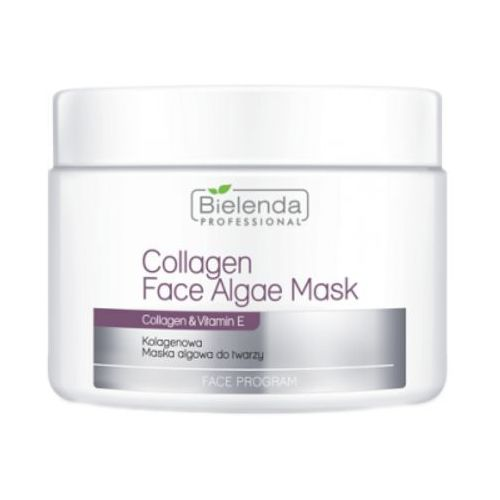 Bielenda professional collagen algae face mask kolagenowa maska algowa do twarzy