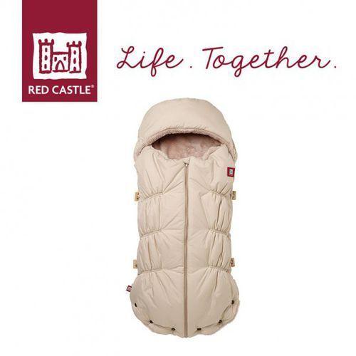 Śpiwór zimowy do wózka i fotelika babynest 0-6m heather beige, marki Red castle