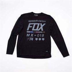 Koszulki z długim rękawem  FOX Snowbitch